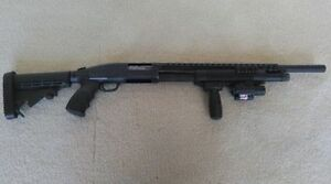 Details about TACTICAL SHOTGUN HOME DEFENSE KIT for MOSSBERG 500 500A - 6  3/4