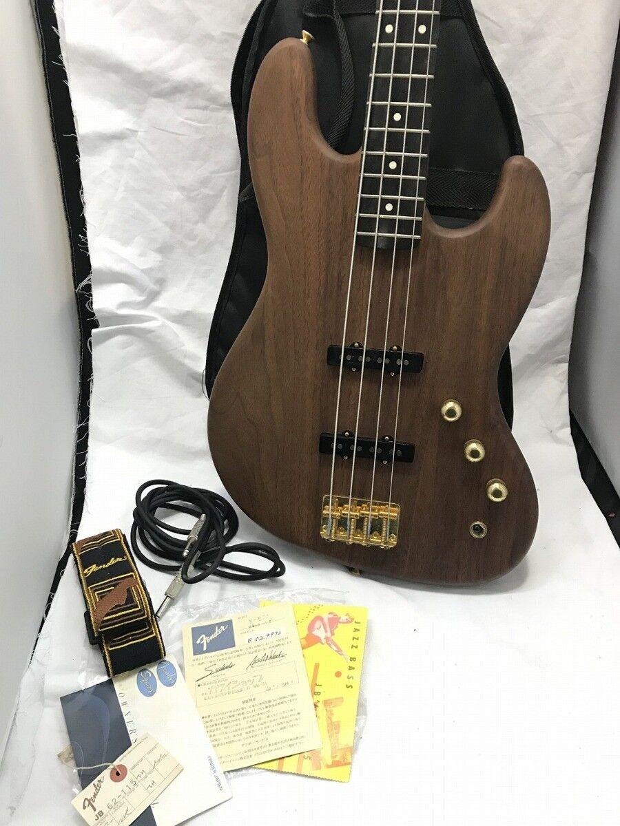 Fender Japan JAZZ BASE JB62-115 beautiful rare EMS F/S