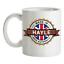 Made-in-Hayle-Mug-Te-Caffe-Citta-Citta-Luogo-Casa miniatura 1