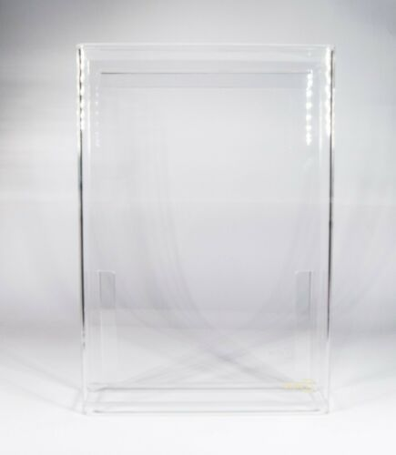 "Star Wars Acrylic Display Case for Vintage and Modern 6x9 inch card 3.75/"" MINT"