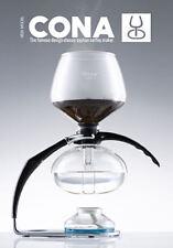 Amphora Glas Stövchen Teapot für CONA Kaffeemaschine passend für alle Größen