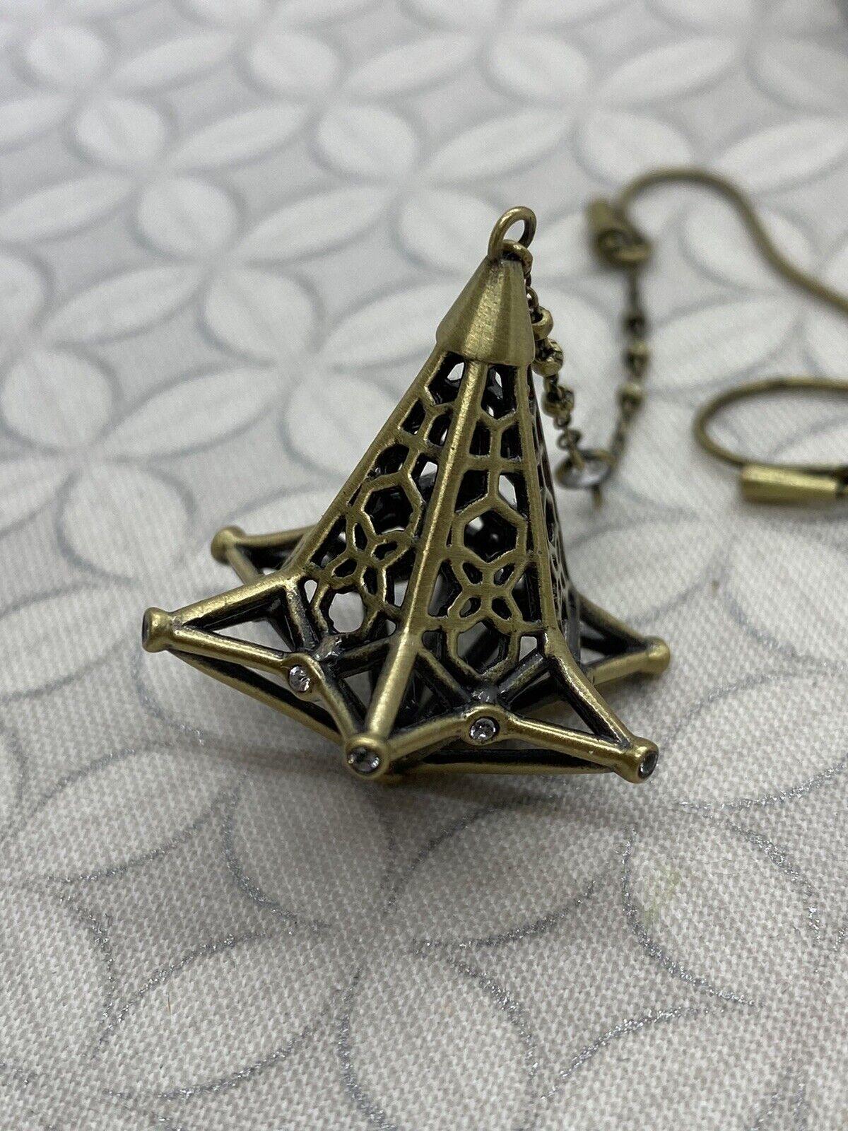Kendra Scott Diana duster long dangle earrings an… - image 5