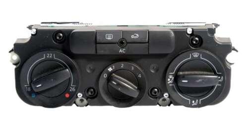 VW Jetta Calentador Controles De Aire Acondicionado AC 1K0820047FT 1K0 820 047 FT