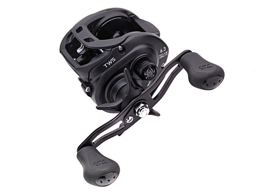Daiwa Tatula HD 200HL Moulinet Multiplicateur Lowprofile