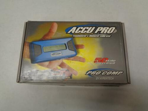 1 BRAND NEW ACCU PRO SPEEDOMETER AND ODOMETER CALIBRATOR PC32004-1 R31