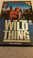WILD THING - ROB KNEPPER - 1987 VHS VIDEO
