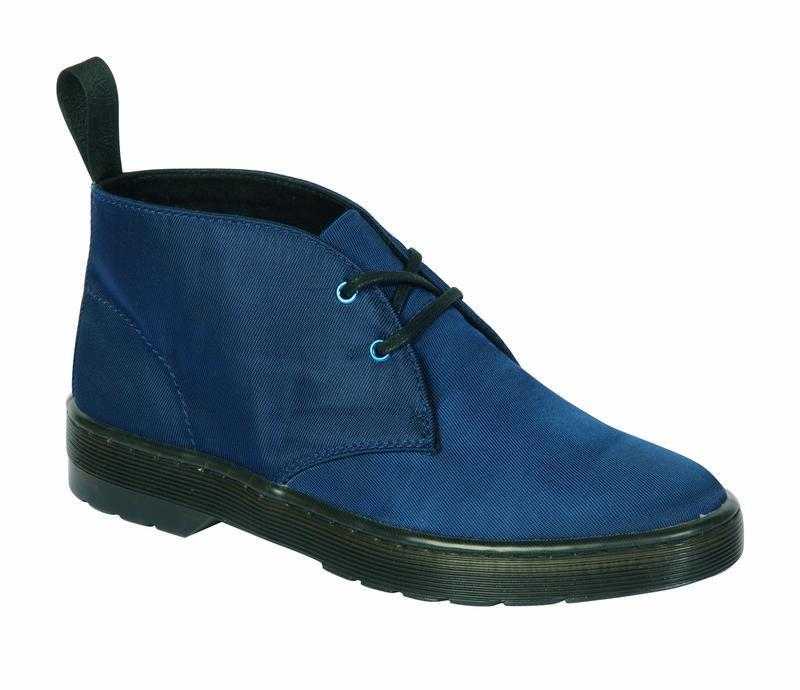 Dr Martens 2 Loch Daytona Blau 16575400 Original Doc