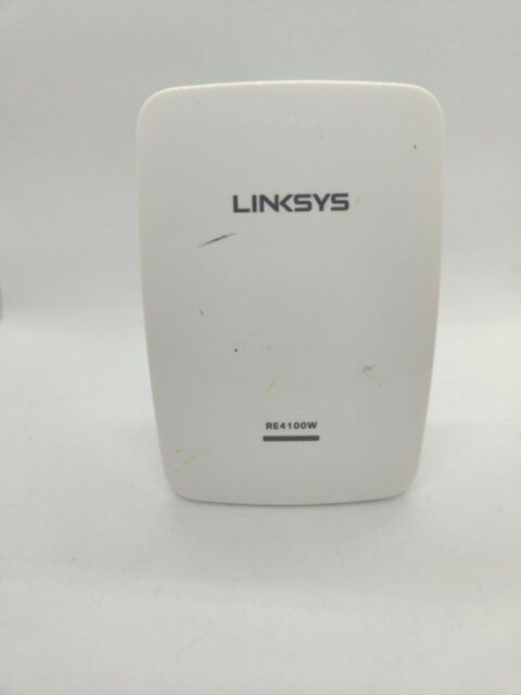 Networking Products Linksys N600 Pro Dual-Band WiFi Range Extender ...