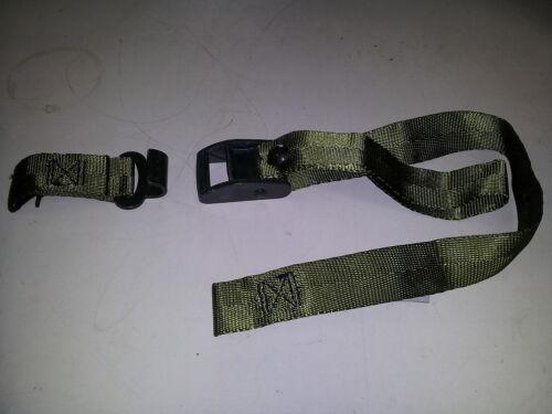 "New Olive Drab Webbing Strap 1/"" x 18/"" w// Buckle 12339817 44647-19 5340012728431"