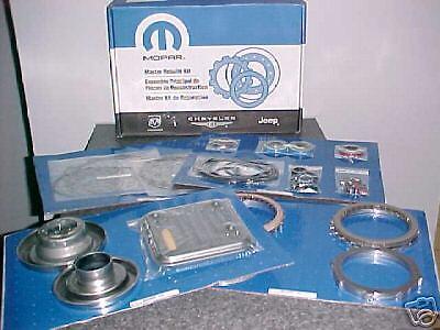 Mopar 41te Transmission Master Rebuild Kit - R0000413AB