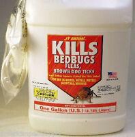 Bed Bug Killer Spray Oil Based Pyrethrin Bedbugs Spray 4 Gals Jt Eaton 204-o1g