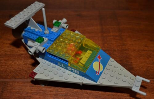 Lego Classic Space Vintage set 918 Space with manual