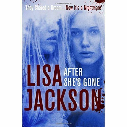 """""""VERY GOOD"""" Jackson, Lisa, After She's Gone, Book"""