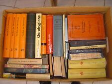 Große Kiste Bücher, Bananenkiste, für Leseratten ca. 32 Stück, 36
