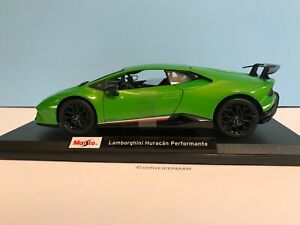 Maisto-Lamborghini-Huracan-Temps-2020-Edicion-Especial-Verde-31391