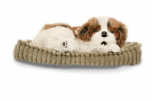 Precious Petzzz Perfect Petzzz Lifelike Breathing Pet Puppy - Shih Tzu