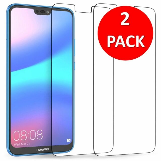1/2Pcs TEMPERED GLASS FILM SCREEN PROTECTOR FOR HUAWEI P20 PRO P30 LITE GORILLA