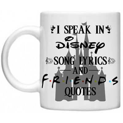 i speak in disney song lyrics and friends quotes mickey minnie