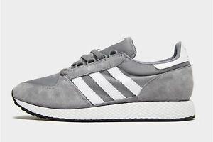 Authentique Adidas Originals 11Gris Exclusif Grove Nouveaux Forest Uk 7 ®Taille vnymN8wO0
