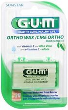 Butler G-U-M Orthodontic Wax Mint -724 - 1 Ea