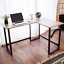 l-shaped computer desk | 50.4 table home office writing desk