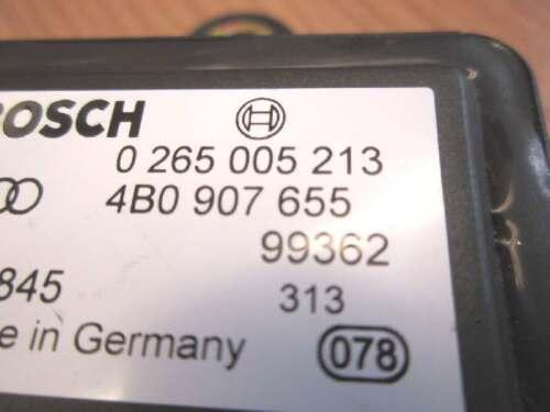ESP Duosensor Sensor AUDI A4 A6 VW Passat 3B 3BG 4B0907655 BOSCH