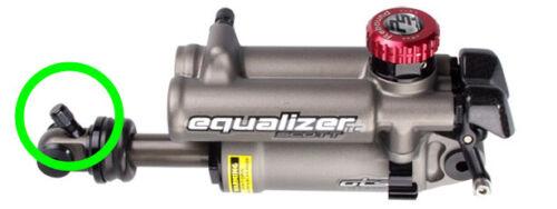 Scott Equalizer Ransom Shock Valve for Negative Air Chamber 204855