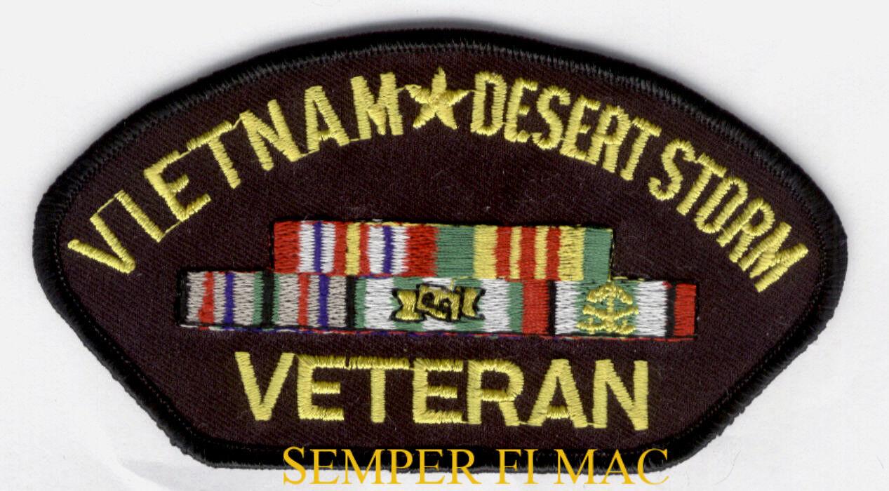 """U.S Air Force Logo Veteran Hat Patch 2 3//4/"""" x 5 1//4/"""""""