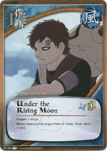 2x Under the Rising Moon Uncommon Foil NM 784