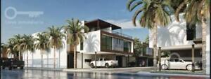 Casa en venta en Fracc. Villa. Brisa.  Coto Bora. Modelo  Ibiza
