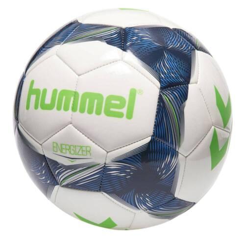 Hummel Energizer Fußball Größe 4 weiß-blau-grün NEU 79934
