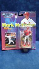 Hasbro Starting Lineup MLB 1999 Mark McGwire Home Run Record Breaker Figure