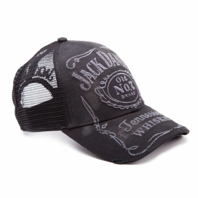58217820 Officially Licensed Jack Daniel's Old No.7 Vintage Unisex Trucker Baseball  Cap