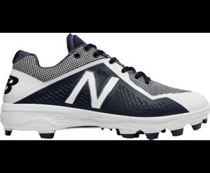 edab0d6a80ca New Balance 4040v4 TPU Molded Men s Baseball Cleats Navy White ...