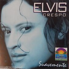 Elvis Crespo - Suavemente (CD Sony Made in Mexico) Latin - Near MINT CD 10/10