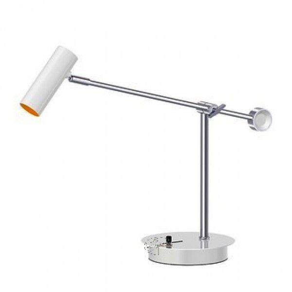 Led Lampe de Bureau Lampe Bureau avec Variateur Classic Blanc 5W Nordlux