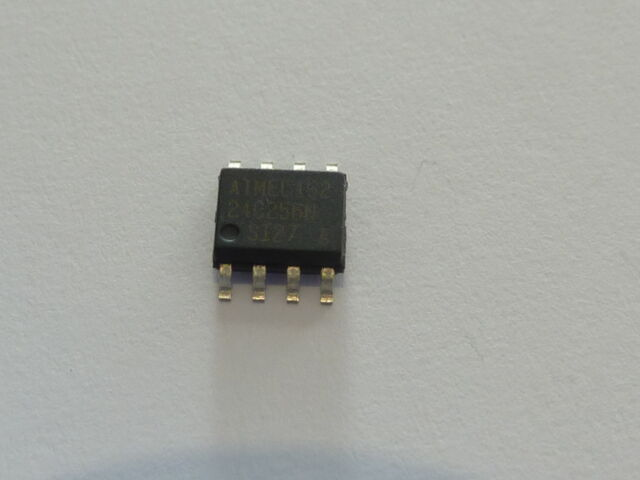 Atmel AT24C256C-SSHL-B Two-Wire Serial EEPROM 256K IC used in SAMSUNG LCD TV