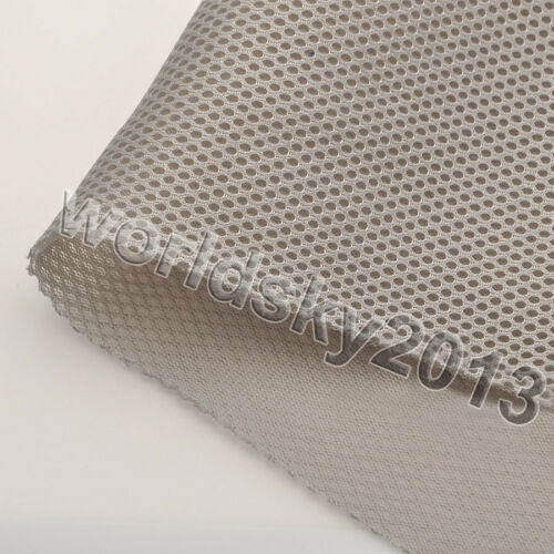 Speaker Grill Cloth Stereo Dustcloth Grille Fabric Mesh Cloth 1.4x0.5m #Silver