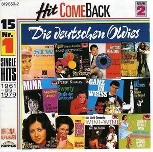 Hit-come-back-2-Die-deutschen-Oldies-1961-1979-Bill-Ramsey-Connie-Fran-CD