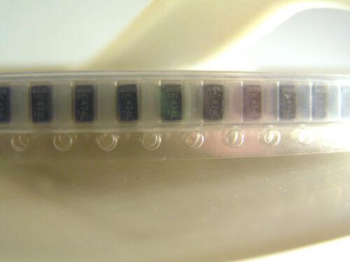 Vishay 293D474X9025A2TE3 tantale smd condensateurs 0.47UF 10/% 25V 25 pièces OL0187