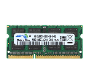 Hynix 8GB 2X 4GB PC3-10600 DDR3-1333MHz 204pin Sodimm Laptop Memory Ram Intel