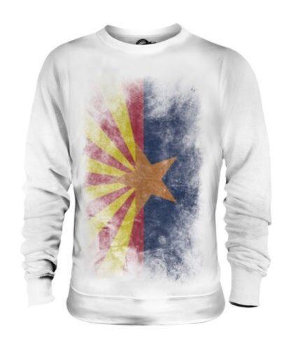 Arizonian Maglione Sbiadito Maglia Stato Regalo Bandiera Dello Unisex Arizona UqOwBn