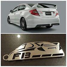 Honda Civic FB vs1 JDM Stainless Steel Key Chain FB4 FG3 FB2 FG4 FB6 FN2