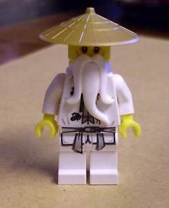 Lego Ninjago Sensei Wu Figuren zum Auswählen 2507 9446 70725 70734 70626 70608