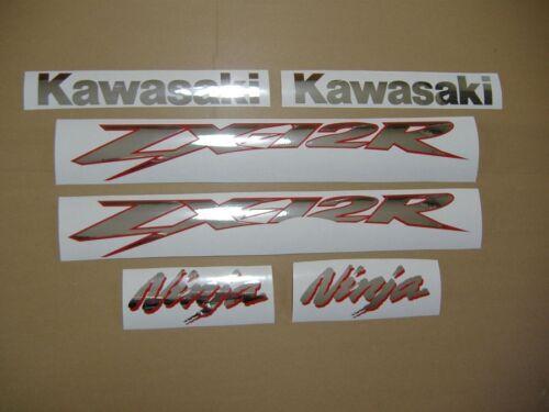 zx12r 2003 ninja full decals sticker graphics kit set adhesivos aufkleber logo