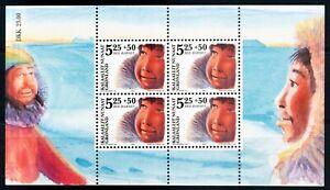 GREENLAND. 2005. Save the Children, souvenir sheet, MNH (GR440a)