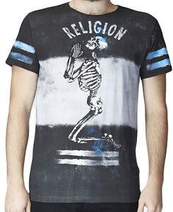 Religion-Clothing-MAGLIETTA-T-SHIRT-UOMO-034-Live-East-034-NUOVO
