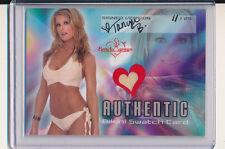 2003 Benchwarmer TANYA BALLINGER Autograph Bikini Swatch 11/25