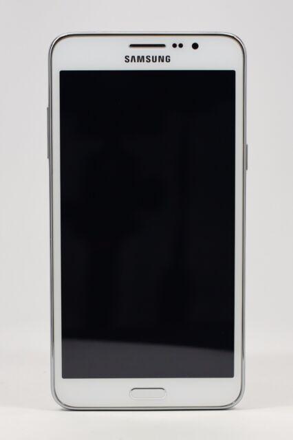 USED - Samsung Galaxy Mega 2 Duos G7508Q White (FACTORY UNLOCKED) Dual Sim