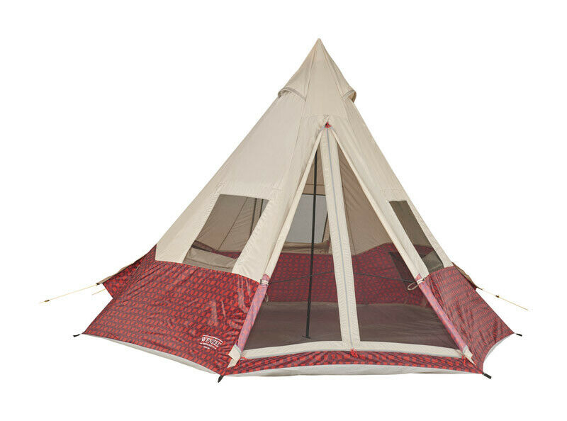 Wenzel  Shenanigan 5  rosso  Tent  90 in. H x 138 in. W x 120 in. L 1 pk